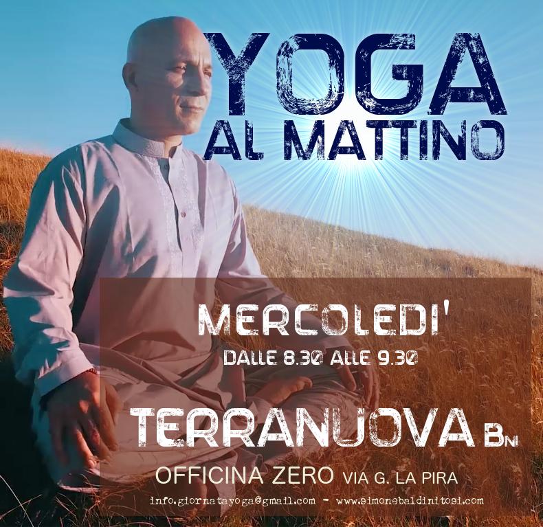 Yoga al mattino